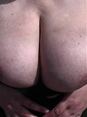 biggest natural mature tits